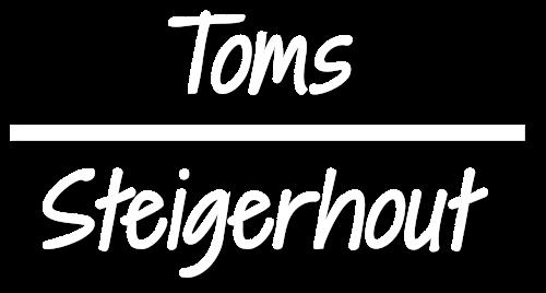 Logo Toms Steigerhout 500px